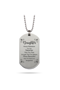 Dogtag daughterbeautiful