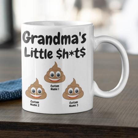 Grandmas little shits %283 life%29
