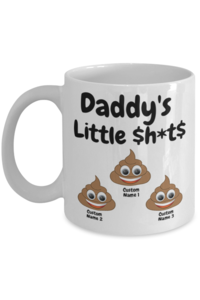 Daddys little shits %283 mug%29