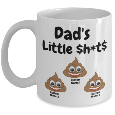 Dads little shits %283 mug%29