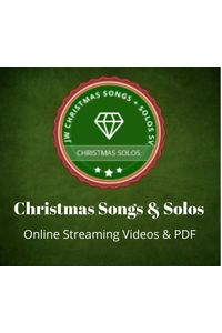 Christmassongs solosvideo sv 450