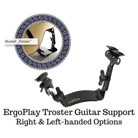 Troster guitar support 450