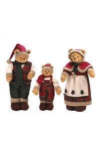 Holiday bear family d%c3%89cor %281%29
