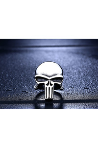 Punisher ring front
