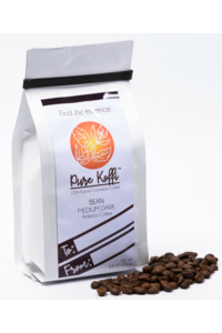 Pure koffi ground