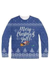 Merry christmas yall blue