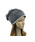 2owlsisters im awesome girls beanie hat gray